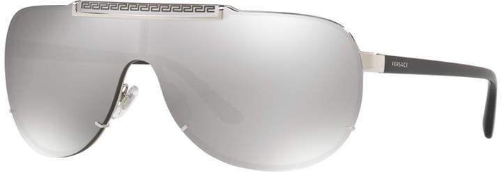 3c6cadbe0 Versace Silver Men's Eyewear - ShopStyle