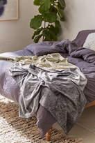 Urban Outfitters Dip-Dyed Velvet Saddle Blanket