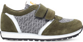 Fendi Mimosa suede trainers 6-9 years