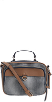 Accessorize Stripe Cross Body Bag