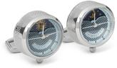 Tateossian Sun & Moon Stainless Steel Cufflinks