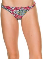 Roxy Poetic Mexic Surfer Reversible Bikini Bottom