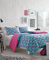 Betsey Johnson Luv Betsey by Love Birds Reversible Twin Comforter Set