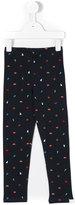 Paul Smith printed leggings - kids - Cotton/Spandex/Elastane - 2 yrs
