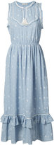 Ulla Johnson tassel detail midi dress - women - Cotton - 0