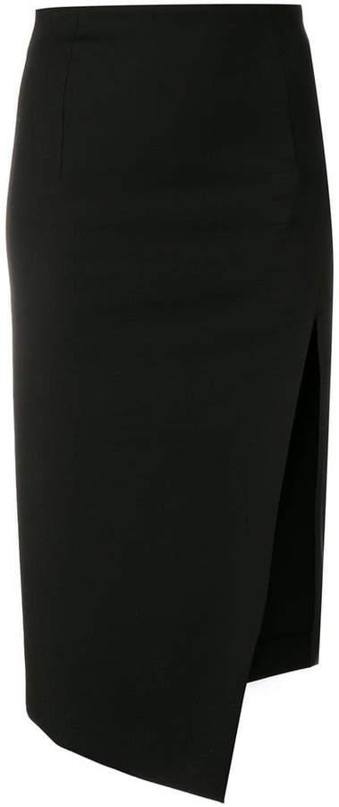 Off-White asymmetric skirt