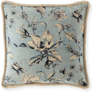 "Sherry Kline Home Sweet Bay Pillow, 20""Sq."