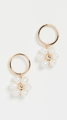 Kozakh Girasol Earrings