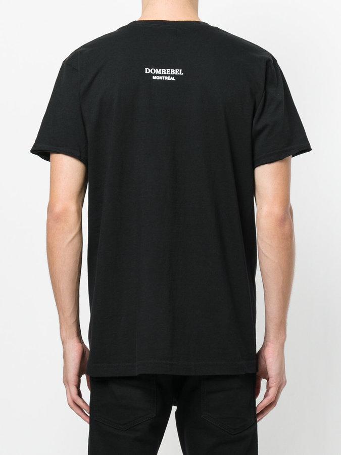 Dom Rebel Lucky T-shirt