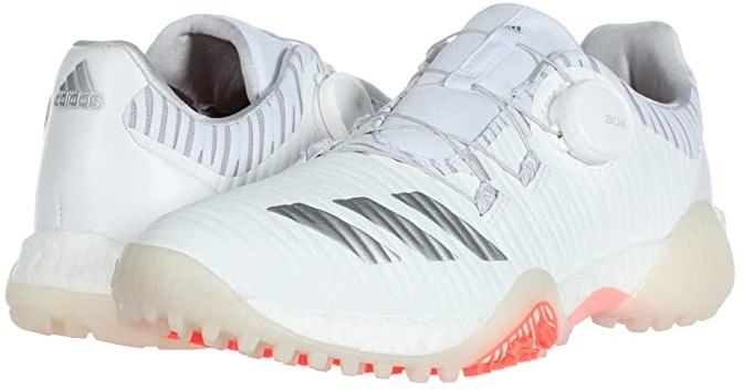 Adidas Codechaos Boa Footwear White Silver Metallic Light Solid Grey Women S Golf Shoes Shopstyle