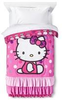 Hello Kitty Comforter - Multicolor (Twin)