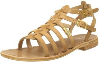 Les Tropéziennes Women's HICARE Ankle Strap Sandals