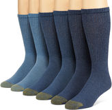Gold Toe 6-pk. Athletic Crew Socks