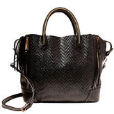 Steve Madden Nsh Textured Satchel Bag