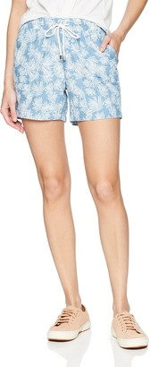 Tribal Women's Loose Fit Short with Drawstring
