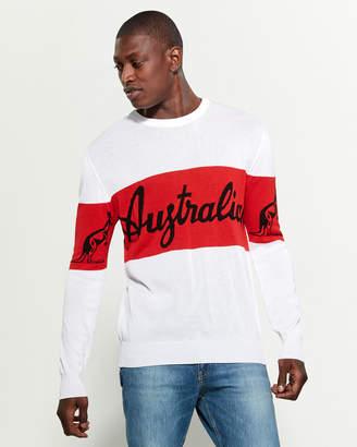 GCDS Wrong Logo Sweater