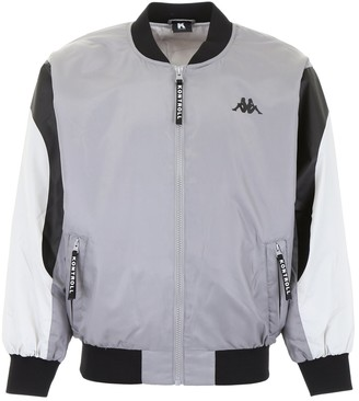 Kappa Kontroll Sports Bomber Jacket