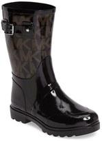 MICHAEL Michael Kors Women's 'Logo - Mid' Rain Boot
