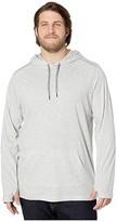 Tommy Bahama Palm Valley IslandZone Hoodie (Light Grey) Men's Sweater