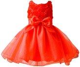 Weixinbuy Little Girls Flower Butterfly Laye Tutu Dresses