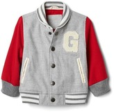 Gap Love logo bomber jacket