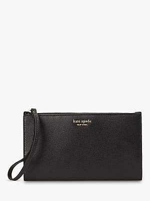 Kate Spade Sylvia Leather Wristlet Purse