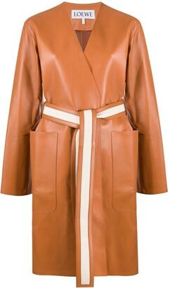 Loewe Open Front Coat