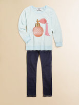 Wildfox Couture Kids Girl's Perfume Sweatshirt