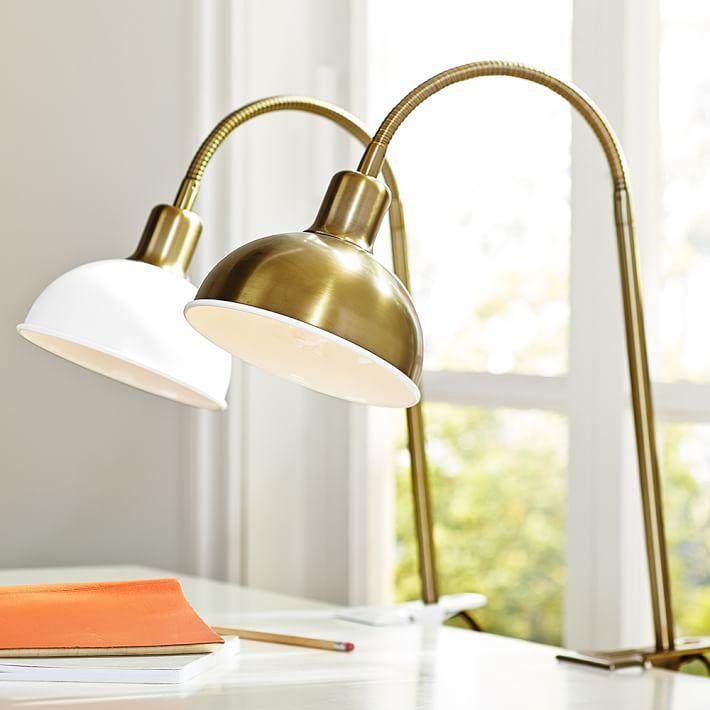STUDY Kennedy Task Clip Lamp