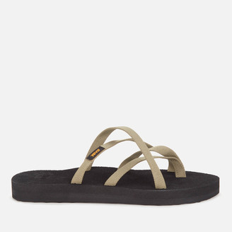 Teva Women's Olowahu Sandals - Burnt Olive