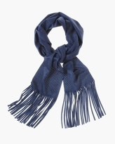 Chico's Sammy Faux-Suede Scarf