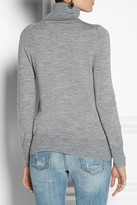 J.Crew Fine-knit merino wool turtleneck sweater