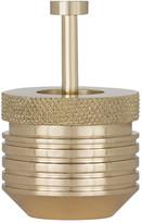 Tom Dixon Cog Brass Container - Small