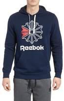 Reebok Foundation Starcrest Graphic Pullover Hoodie