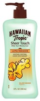 Hawaiian Tropic Sheer Touch After Sun Moisturizer - 8 Fl Oz