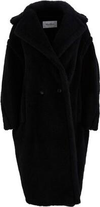 Max Mara Teddy wool and alpaca coat