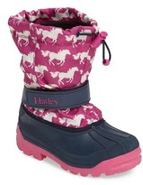 Hatley Toddler Girl's Fairy Tale Horses Rain Boot