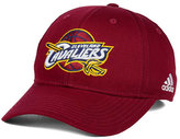 adidas Cleveland Cavaliers Structured Basic Adjustable Cap