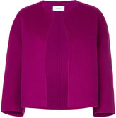 ASTRAET structured collarless jacket