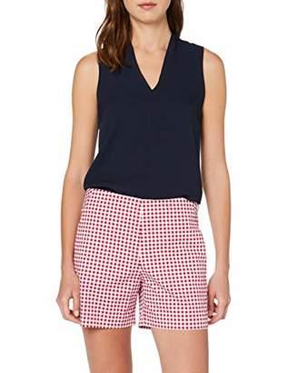 Daniel Hechter Women's Bermuda Shorts, (Red 340)