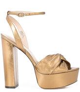 Rachel Zoe platform sandals