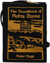 Olympia Le-Tan Olympia Le Tan Hunchback of Notre Dame Book Clutch Bag