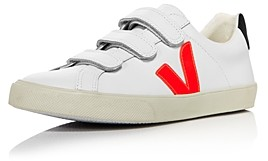 Veja Women's 3-Lock Logo Sneakers