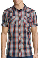i jeans by Buffalo Model Short-Sleeve Woven Shirt