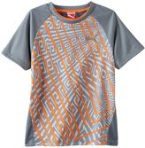 Puma Boys 4-7 Geometric Stripe Tee