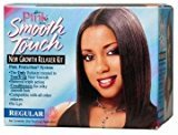 Luster's Lusters Pink Smooth Touch New Growth Relaxer Kit Regular by Lusters