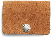 Ralph Lauren RRL Roughout Leather Coin Wallet