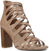 Nine West Aleesha Cage Booties