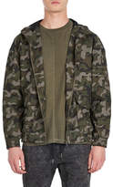 Zanerobe Box Camo Hooded Jacket