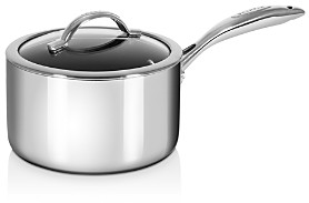 Scanpan HaptIQ 2.75-Quart Covered Saucepan